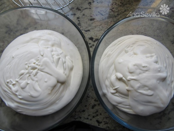 Tarta helada romántica Thermomix