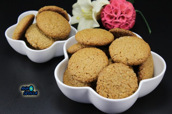Galletas digestive Thermomix
