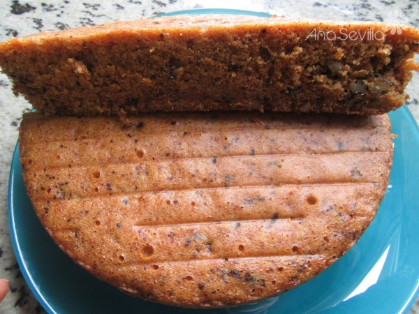 Trufas carrot cake Thermomix