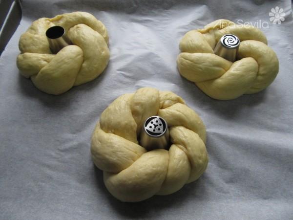 Rosca de Pascua italiana Thermomix
