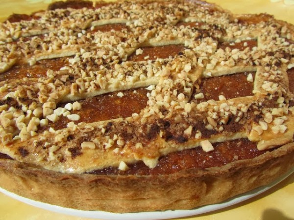 Tarta de calabaza Ana Sevilla