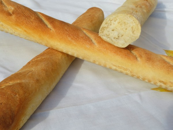 Baguettes Thermomix