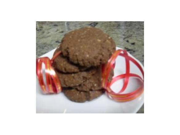 Galletas de chocolate y avena Thermomix
