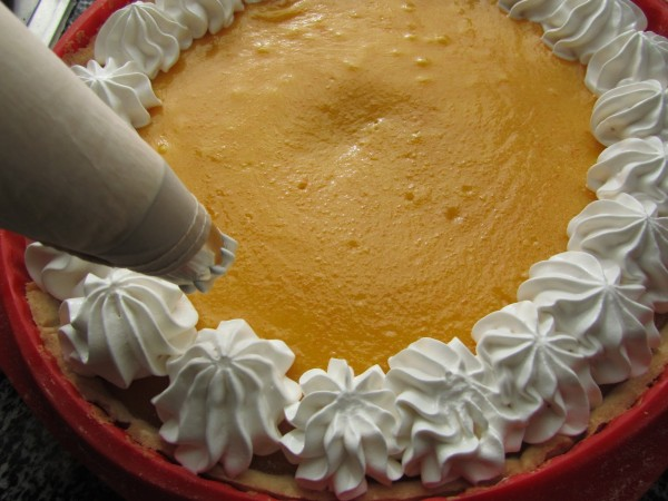 Lemon Pie (Tarta de crema de limón) Thermomix