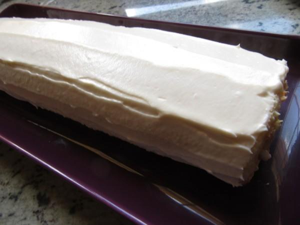 Pastel frío Bocadelia con Thermomix