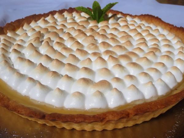Lemond pie (Tarta de lemon curd) Ana Sevilla cocina tradicional