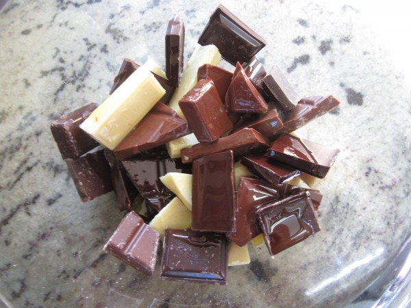 Músicos de chocolate Thermomix