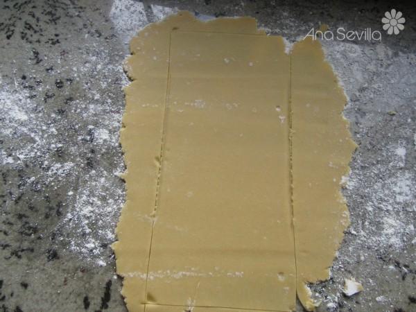 Empanada de calabaza Thermomix