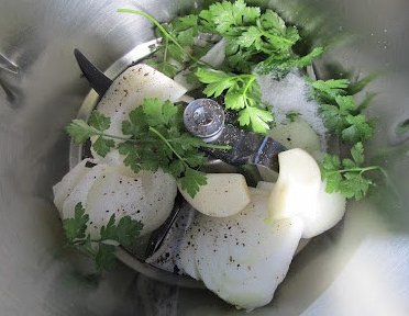 Filetes rusos en salsa de pimentón Thermomix