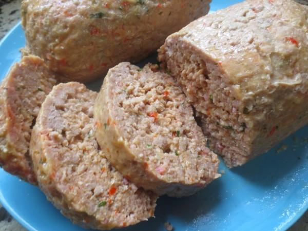 Rollos de carne en salsa de champiñones olla GM