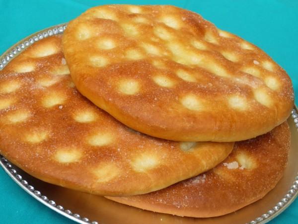 Tortas panaderas dulces cocina tradicional Ana Sevilla