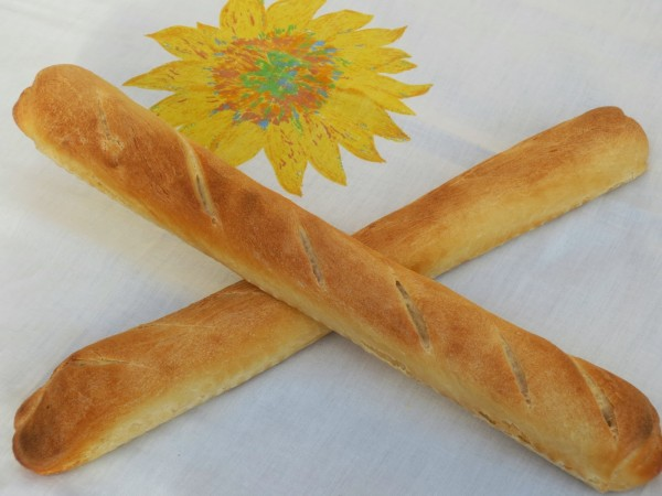 Baguettes Ana Sevilla