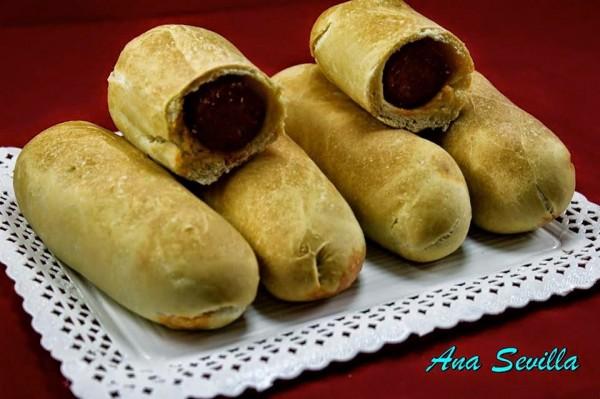Bollos preñaos Ana Sevilla cocina tradicional