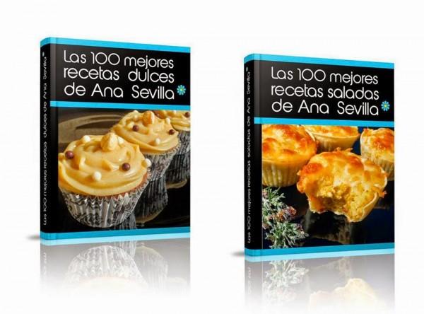 La Juani ya tiene libros! Recetas dulces y saladas con Thermomix de Ana Sevilla