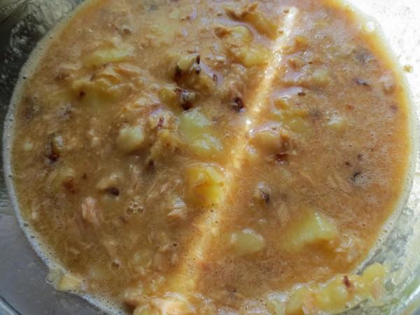 Tortilla de atún y patata olla GM
