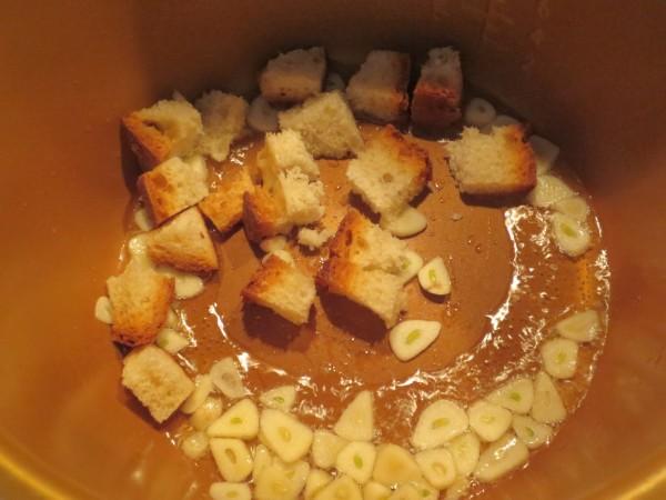 Patatas especiadas ligeras olla GM
