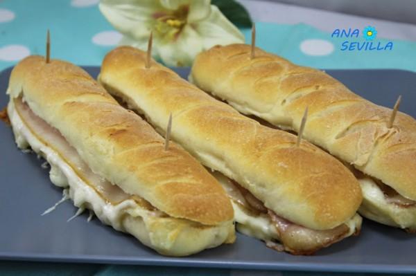 Pan pre-cocinado Ana Sevilla cocina tradicional