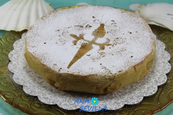 Tarta de Santiago Thermomix, tradicional y olla GM