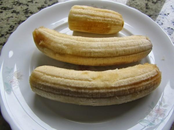 Quesada de plátano (Thermomix,  olla GM y tradicional)