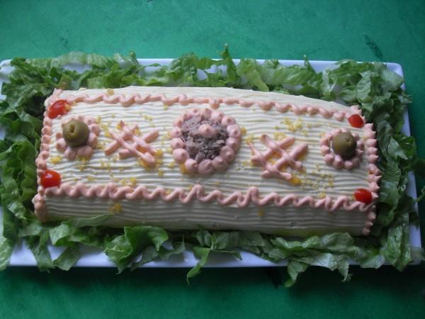 Pastel de puré - Primavera Ana Sevilla cocina tradicional