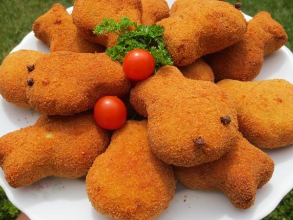 Nugget de pescado y surimi Ana Sevilla