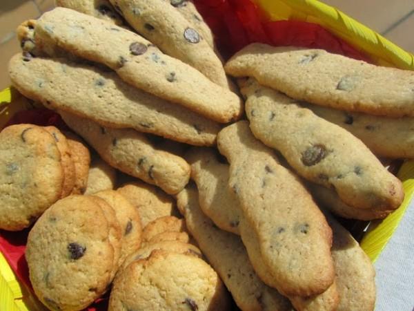 Grisines dulces Ana Sevilla