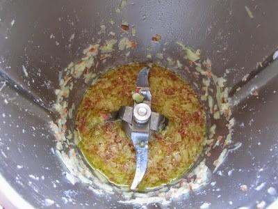 Champiñones al jamón Thermomix