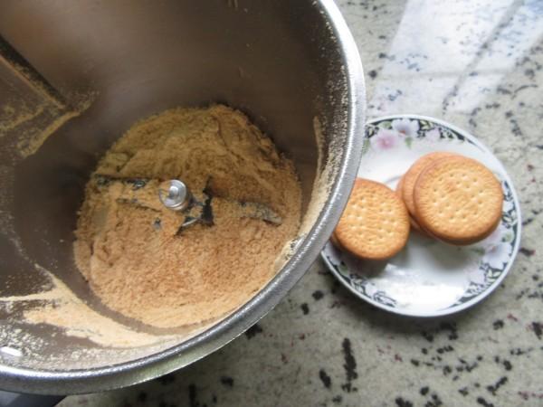 Turrón de galletas Thermomix