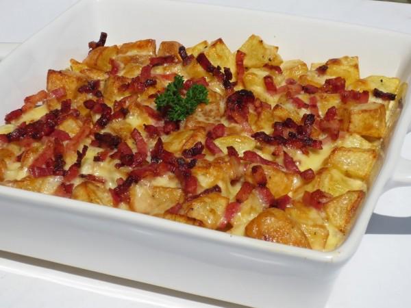 Patatas Foster Ana Sevilla