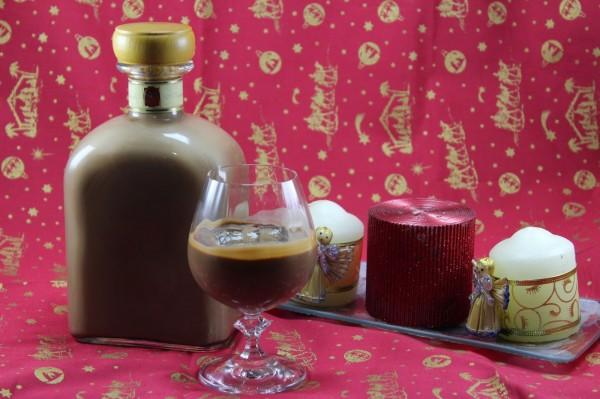 Crema de chocolate (Bebida) Ana Sevilla con Thermomix