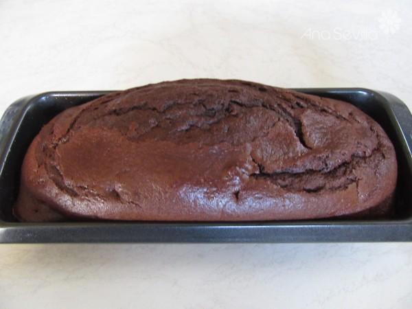Bizcocho de calabacín y chocolate Thermomix