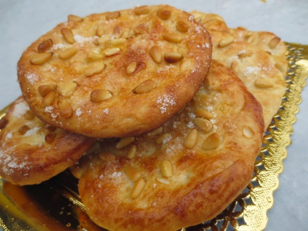 Tortitas mantecadas Ana Sevilla con Thermomix