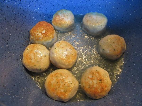 Albóndigas de pollo en salsa Ana Sevilla Con Thermomix