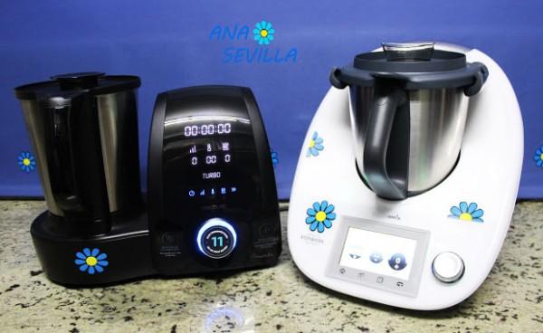 Comparativa robots de cocina Mambo- Thermomix