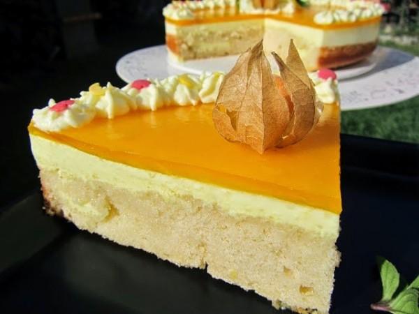 Tarta de mascarpone y limón Ana Sevilla cocina tradicional