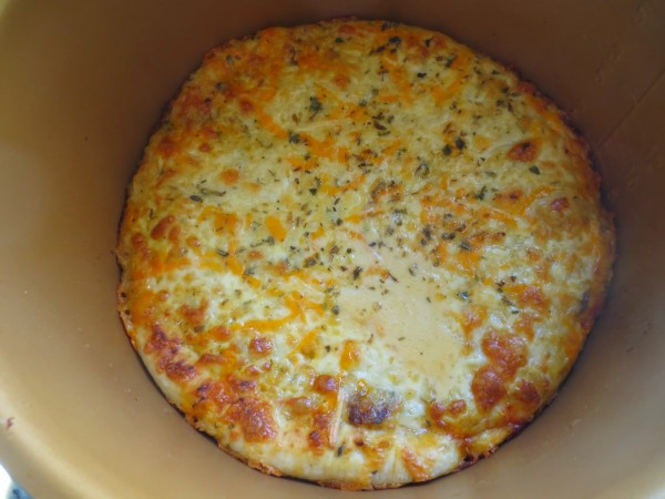 Pizza de tortilla olla GM