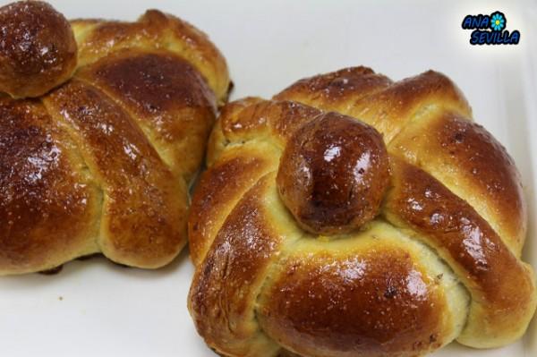 Pan de muerto Ana Sevilla cocina tradicional