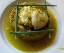 Verduras con Pollo al Curry thermomix