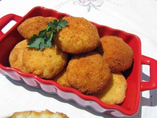 Nuggets de merluza y patata Ana Sevilla
