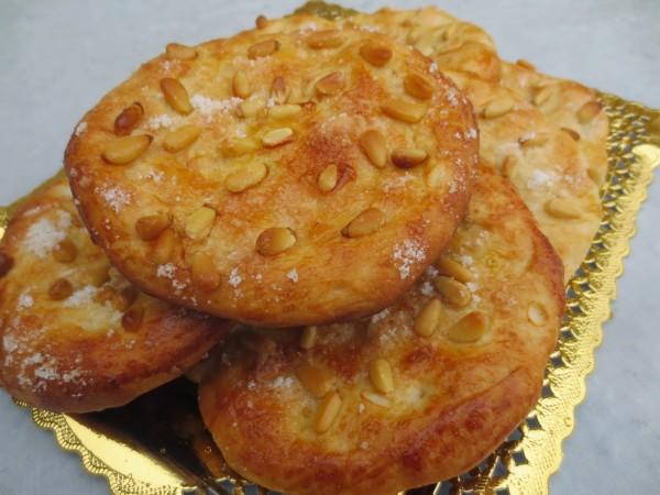 Tortitas mantecadas Ana Sevilla cocina tradicional