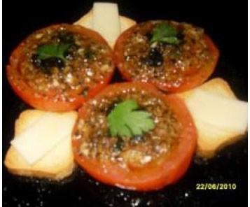 Tomates a la Italiana thermomix