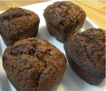 Muffins de chocolate y nueces thermomix