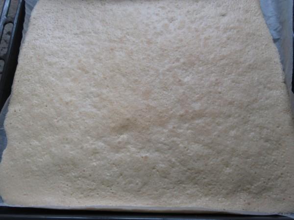 Brazo gitano de crema (Juanero) con Thermomix