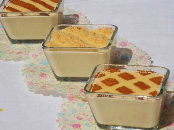 Natillas de galletas de canela Ana Sevilla cocina tradicional