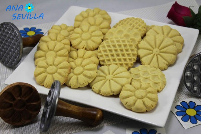Galletas con sello