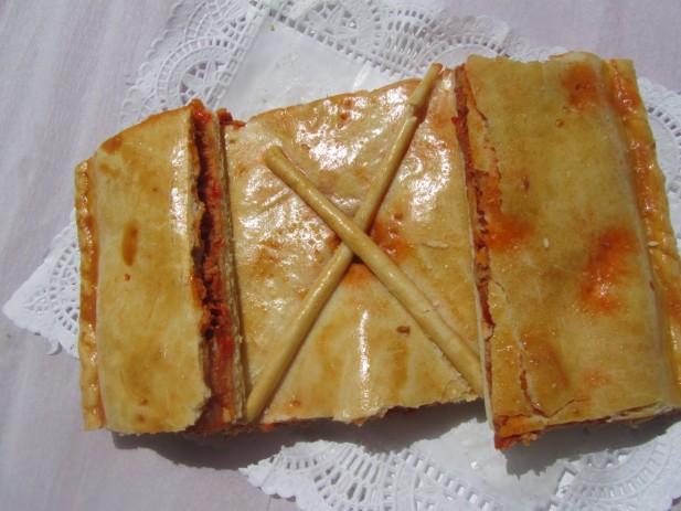 Empanada de atún y pimiento Thermomix