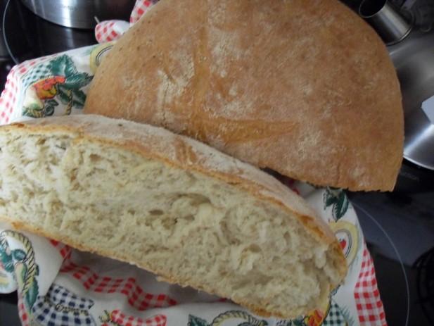 Pan de oliva y sésamo Thermomix