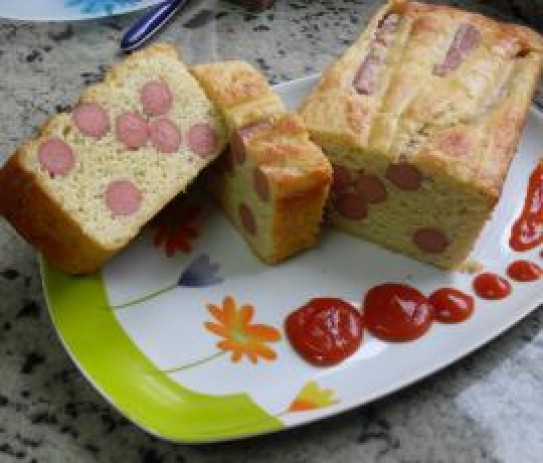 Pan de hot-dogs con Thermomix