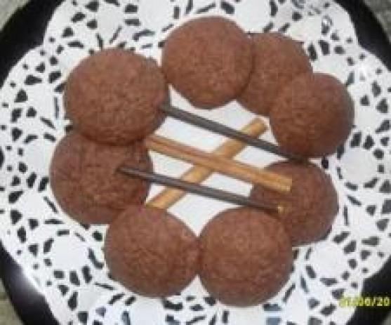 Chocodoodles, (pastas americanas)