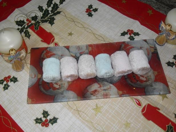 Polvorones de Pamplona Thermomix